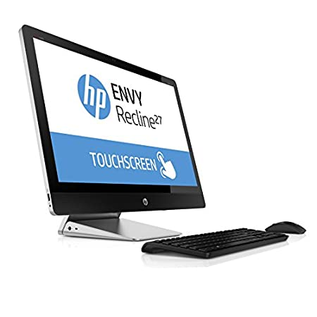 HP ENVY Recline 27-k350 All-in-One Pulled close or positioned upright, touch technology has never felt so natural. Breeze through your day more comfortably with an All-in-One that delivers an immersive touch experience in your most natural position. ...