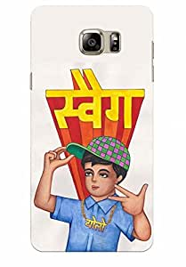 KALAKAAR Printed Back Cover for Samsung Galaxy S7 edge,Hard,HD Matte Quality,Lifetime Print Warrenty