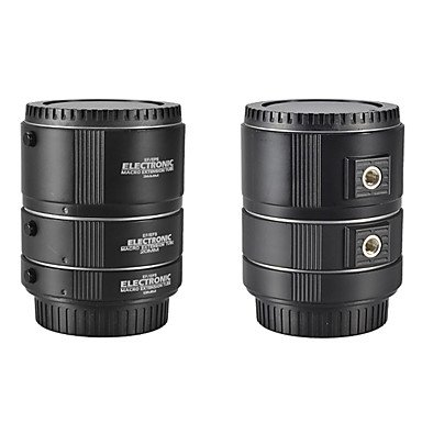 Af Macro Extension Tube Set For Canon Eos Camera