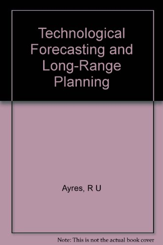 Technological Forecasting and Long-Range Planning (Long Range Forecasting compare prices)
