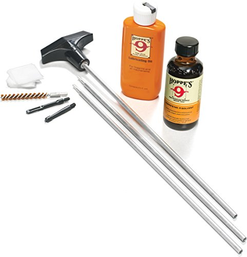 Cheapest Prices! Hoppe's Cleaning Kit for .22-.255.
