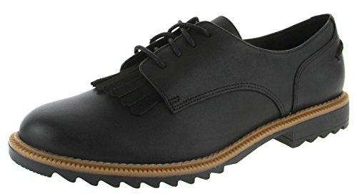 clarks-griffin-mabel-damen-derby-schnurhalbschuhe-schwarz-black-leather-415-eu-75-damen-uk