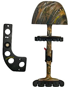 Kwikee Kwiver (4-Arrow Quiver) Kwikee Combo, Mathews Lost Camo and Hi-Riser 2D