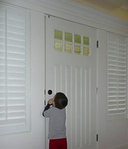 Hip Design Childproof Door Lock Job Site Safety