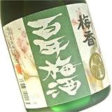 梅香 百年梅酒 720ml