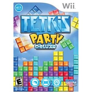 NEW Tetris Party Deluxe Wii (Videogame Software)