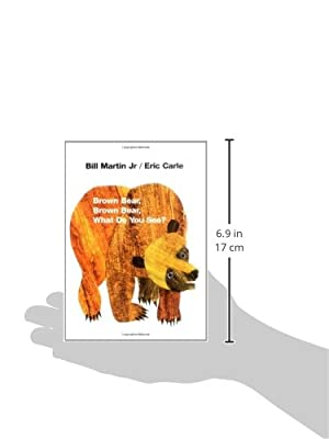 Brown Bear, Brown Bear, What Do You See?, versión Inglés