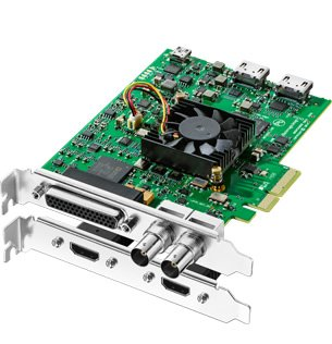 BlackmagicDesign DeckLink Studio 4K