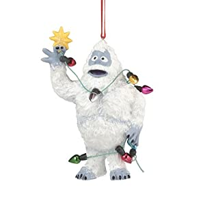 Department 56 Rudolph Bumble in Lights Ornament, 3.5-Inch