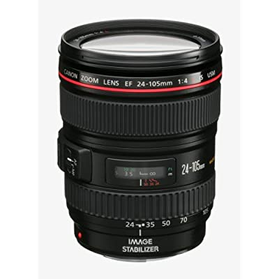Canon EF Lレンズ 24-105mm F4L IS USM