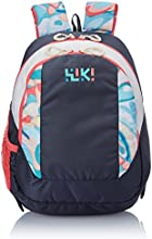 Wiki Daypack 14 liters Pink Casual Backpack (8903338040835)