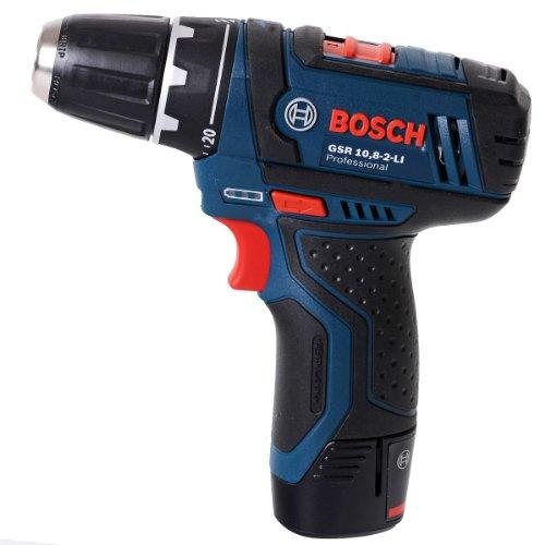 Bosch GSR 10,8-2-LI Professional, Trapano avvitatore a batteria