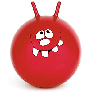Toyrific Jump And Bounce 24 Inches - Red