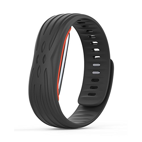 Soonbuy Inchor Bluetooth 4.1 Smart Bracelet Heart Rate, Blood Pressure Monitor 30 Days Standby Time Fitness Tracker Health Wristband for Sports Fitness Gift