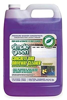 Simple Green 18202 Concrete and Driveway Cleaner 1 Gallon Bottle New Free Sh