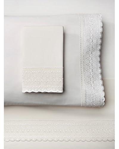 Westport Linens Victoria Embroidered Sheet Set