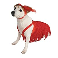 Flapper Dog Pet Costume by Rubie's