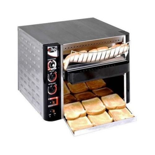 APW Wyott Radiant 13 inch Wide Conveyor Toaster,