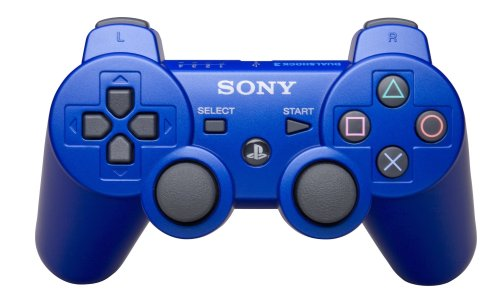 DualShock 3 Wireless Controller - Blue