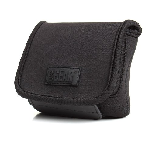 usa-gear-padded-compact-digital-camera-case-pouch-travel-holster-bag-with-zipper-accessory-pocket-ca