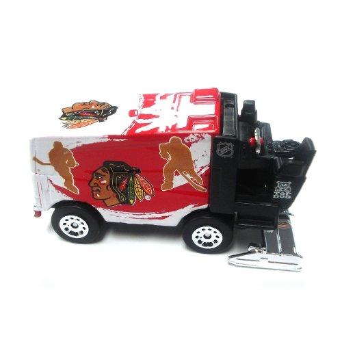 Nhl Chicago Blackhawks 2013/2014 1:50 Scale Zamboni Diecast Vehicle