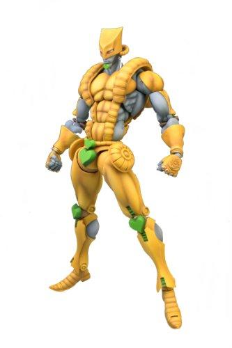 Super Action Statue [JoJos Bizarre Adventure ]Part 3 9.The World (Hikomaro Araki Color) (Re-Produced )