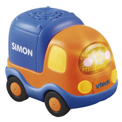 vtech 202415 jouet premier age tut tut bolide simon le petit camion avis test. Black Bedroom Furniture Sets. Home Design Ideas
