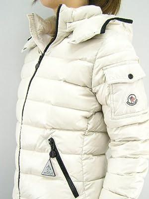 モンクレール ジュニアライン レディース ダウンジャケット LESG39-N0D04-20265 BADY アイボリー(並行輸入品)14AW