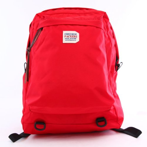 FREDRIK PACKERS MISSION PACK red レッド【Mens】【Ladies】