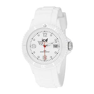 【クリックで詳細表示】[アイスウォッチ]ICE-WATCH シリコレクション ホワイト SI.WE.U.S 【正規輸入品】: 腕時計通販