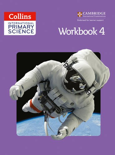 Collins International Primary Science - International Primary Science Workbook 4