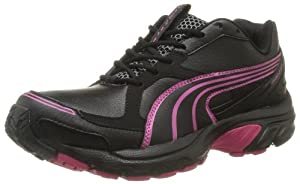Puma Axis 2 Xt G Wns, Chaussures de sports extérieurs femme - Noir (Black/Beetroot Purple), 38 EU