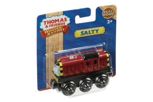 Fisher-Price Thomas the Train Wooden Railway Salty