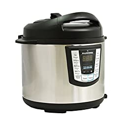 FairWind FWPC6L 6.3 Quart Pressure Cooker With 8 Pre-programmed settings
