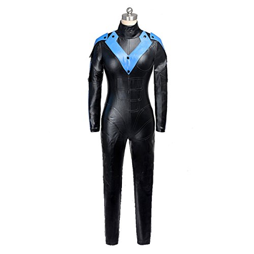 HZYM  (Nightwing Costume Cosplay)