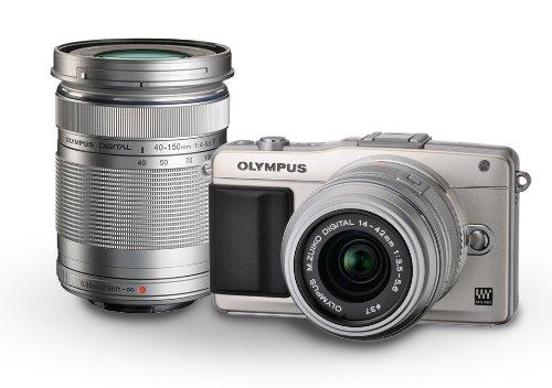 海淘相机推荐: OLYMPUS奥林巴斯 E-PM2 微单相机