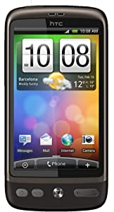 HTC Desire Smartphone (5 MP,  HSPA, Android 2.1, HTC Sense)