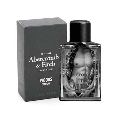 Abercrombie & Fitch Woods FOR MEN by Abercrombie & Fitch - 1.7 oz COL Spray (New Packaging)