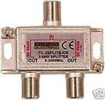 2 Way Cable Splitter for Modem Virgin...