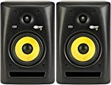 41r%2BAIQuTHL. SL160  KRK RP5G2 Rokit Active Powered Studio Reference Monitors Package