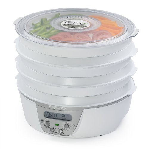 Kitchen Appliance Accessories: Presto 06301 Dehydro Digital Electric Food Dehydrator Home