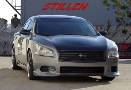 Stillen Kb12742 Front Lip Spoiler - 09-13 Maxima front-897874