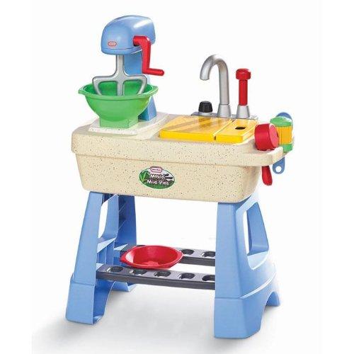 Toy kitchen sets: Little Tikes Mudpie Kitchen