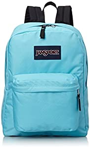 JanSport Classic SuperBreak Backpack, Mammoth Blue