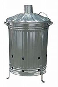 90 Litre Dustbin Incinerator by Gardman