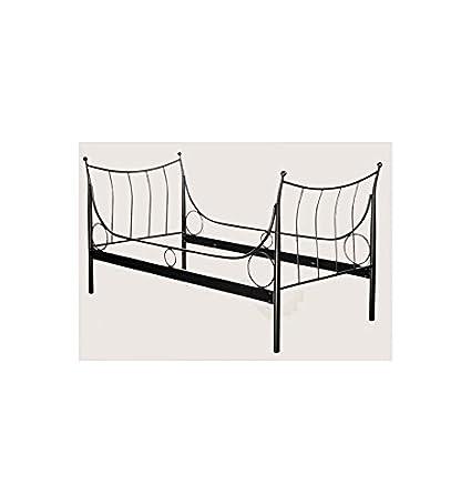 Sofá cama de forja Jeréz - 3-Oro viejo