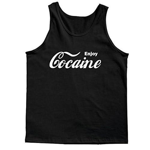 Enjoy Cocaine Tank Top