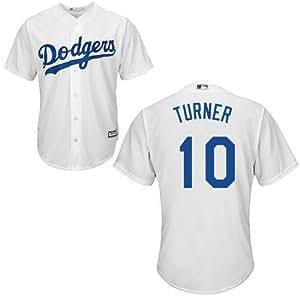 Amazon.com : Justin Turner Los Angeles Dodgers YOUTH 2015