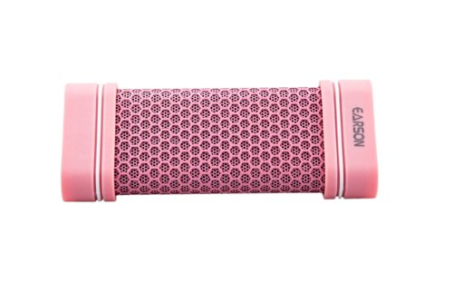 Earson Outdoor Sport Waterproof Shockproof Dust-Proof Wireless Bluetooth Speaker(Pink)