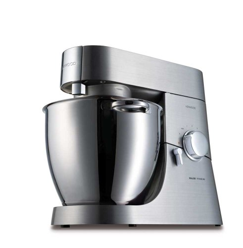 Kenwood Chef Major Titanium KM023 6.7 Litre Kitchen Machine Mega Pack, 1500 Watt ,Titanium